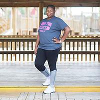 Lauren Wood | Buy at photos.djournal.com<br /> Breast cancer survivor Jennifer Groves.