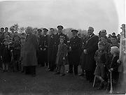 18/04/1953<br /> 04/18/1953<br /> 18 April 1953<br /> Naval Services v Dublin Port and Docks at Phoenix Park, Dublin.