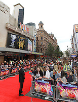 The Inbetweeners Movie world premiere, Vue Cinema, Leicester Square, London, UK, 16 August 2011:  Contact: Rich@Piqtured.com +44(0)7941 079620 (Picture by Richard Goldschmidt)
