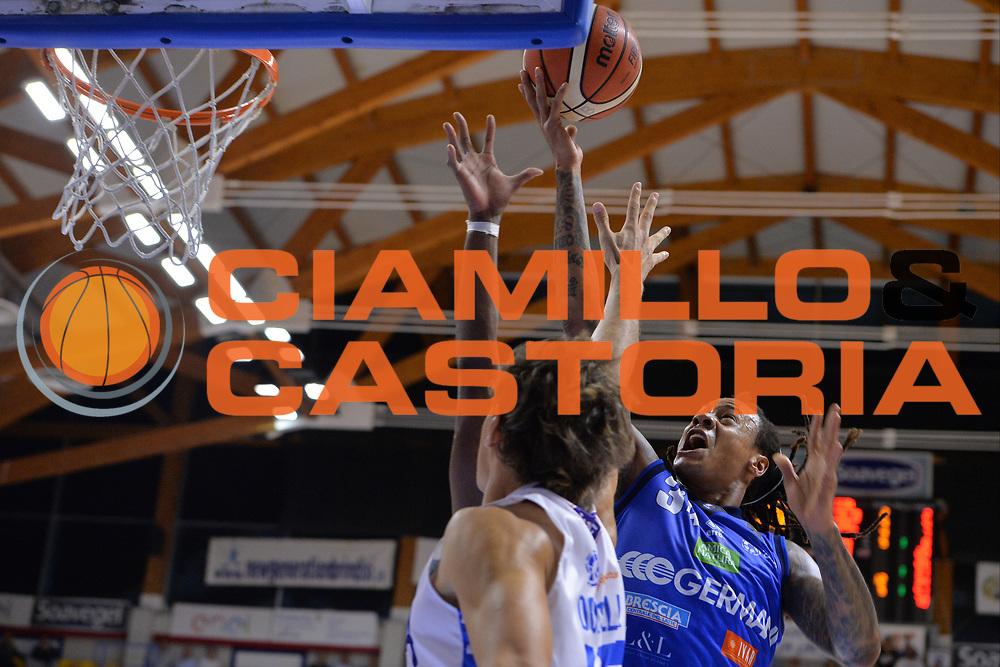 Moos David<br /> Happycasa Brindisi - Germani Basket Brescia<br /> Legabasket serieA2017-2018<br /> Brindisi , 29/10/2017<br /> Foto Ciamillo-Castoria/M.Longo
