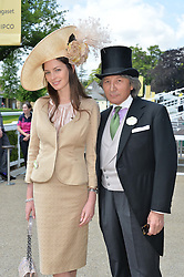 LEON & YANA MAX at the 1st day of the Royal Ascot Racing Festival 2015 at Ascot Racecourse, Ascot, Berkshire on 16th June 2015.