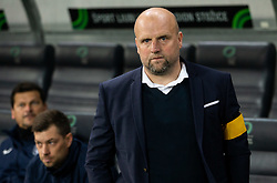 Robert Pevnik, coach of Olimpija during Football match between NK Olimpija and NK Maribor in 23rd Round of Prva liga Telekom Slovenije 2018/19 on March 16, 2019, in SRC Stozice, Ljubljana, Slovenia. Photo by Vid Ponikvar / Sportida