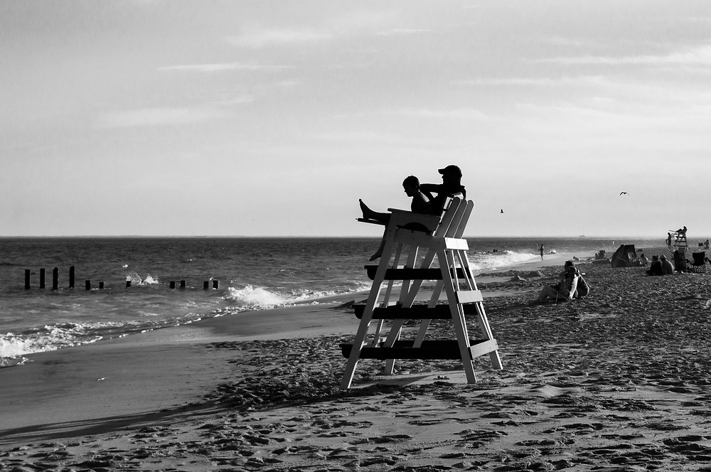 Cape May, NJ, beach scene June 20, 2016. (©2016 Wendelin Ray Photography)