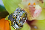 Wedding rings details by Cayman Islands photographer Courtney Platt, Grand Cayman