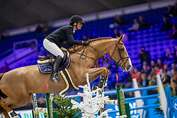 Schwizer-Seydoux Florence, SUI, Delphi<br /> Jumping Mechelen 2019<br /> © Hippo Foto - Martin Tandt<br />  27/12/2019