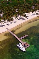 Aerial View, Islamorada Key, Florida Keys, Florida USA