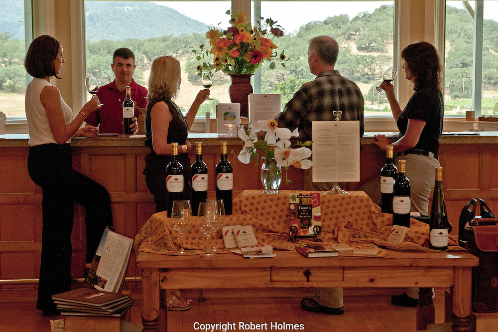 Arrowwood Winery,, Sonoma Valley, California
