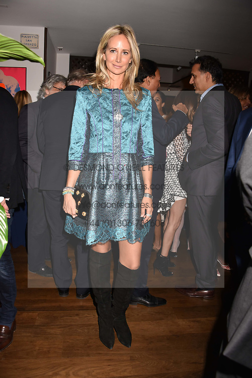 Lady Victoria Hervey at The Calling: Heal Ourselves Heal Our Planet held at San Lorenzo, 22 Beauchamp Place, London England. 28 March 2017.