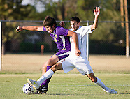 OC Men's Soccer vs Texas College - 9/9/2011