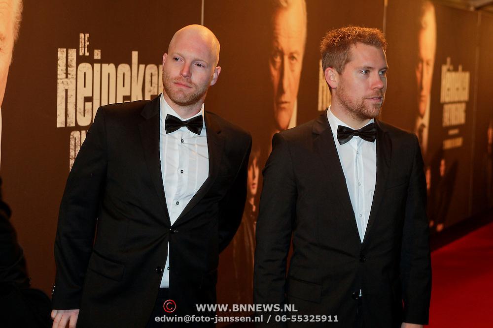NLD/Amsterdam/20111017 - Premiere De Heineken Ontvoering, Timo Haars