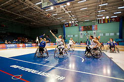 FRA v NED, Wheelchair Basketball, 2015 European Championships, Semi-Finals