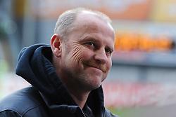 05.02.2011, Bruchwegstadion, Mainz, GER, 1. FBL, FSV Mainz 05 vs Werder Bremen, im Bild Thomas Schaaf (Bremen Trainer), EXPA Pictures © 2011, PhotoCredit: EXPA/ nph/  Roth       ****** out of GER / SWE / CRO  / BEL ******