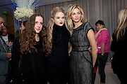 ANTONIA JOLLES; GABRIELA WILDE; GABRIELA ANSTRUTHER-GOUGH-CALTHORPE, TAMSIN EGERTON,  English National Ballet's party before performance of the ' The Nutcracker. St. Martin's Lane Hotel. London 14 December 2011.