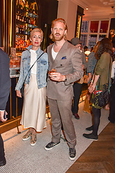 Alistair Guy and Marilen Amoros at the Belmond Cadogan Hotel Grand Opening, Sloane Street, London England. 16 May 2019. <br /> <br /> ***For fees please contact us prior to publication***