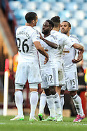 Aston Villa v Swansea City 210315
