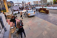 Sienna Miller arrives at the Maria Cristina Hotel during 63rd San Sebastian International Film Festival on September 21, 2015 in San Sebastian, Spain.