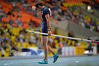 Athletics - IAAF World Championships 2013 - Stadium Loujniki , Moscow , RUSSIA - 10 to 18/08/2013 - Photo JULIEN CROSNIER / KMSP / DPPI - Day 3 - 12/08/13 - Pole Vault Men - Renaud Lavillenie (FRA) / Silver Medal