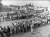 1983-Croke Park-Queue for Tickets-Cork vs Dublin