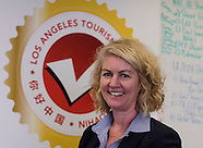 Kathy Smiths of LA Tourism Board