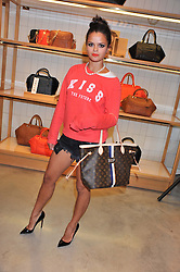 BIP LING at a party to celebrate the launch of the Vogue Fashion's Night Out held at Mulberry, Bond Street, London on 6th September 2012.