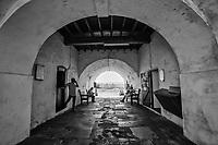 Entrance, Cape Coast Castle