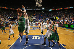 Rowan County played North Laurel in the 2012 PNC/KHSAA Boys' Sweet 16 State Basketball Tournament  Wednesday, March 14, 2012 at Rupp Arena. Photo by Jonathan Palmer