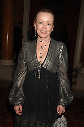 Actress ANGHARAD REES at Eterna - The Sand of Gobi a fashion show featuring fashion from Mongolia to honour the official visit of the President of Mongolia to the UK held at Lancaster House, London on 16th April 2007.<br /><br />NON EXCLUSIVE - WORLD RIGHTS