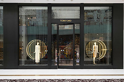 Tom Ford store in Dubai Mall United Arab Emirates