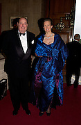 hon Nicholas and Mrs. Soames, Ball at Blenheim Palace in aid of the Red Cross, Woodstock, 26 June 2004. SUPPLIED FOR ONE-TIME USE ONLY-DO NOT ARCHIVE. © Copyright Photograph by Dafydd Jones 66 Stockwell Park Rd. London SW9 0DA Tel 020 7733 0108 www.dafjones.com