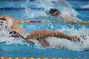 Steven Kent, mens 200m freestyle, New Zealand Short Course Swimming Championships, Sir Owen G. Glenn National Aquatic Centre, AUT Millennium, Auckland. 11 August 2015. Copyright Photo: William Booth / www.photosport.nz