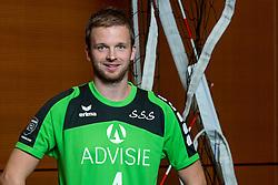05-10-2016 NED: Selectie SSS 2016-2017, Barneveld<br /> De spelers van eredivisie club SSS voor het seizoen 2016-2017 / Gertjan ter Harmsel
