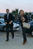 Princess Cristina arrives in Court