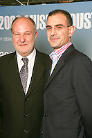 Harvey Goldsmith and Oday Abbosh