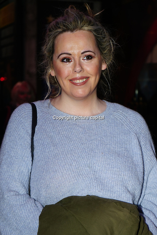 Sara Pascoe Arrive at Good Girl for the VAULT Festival press night at Trafalgar Studios on 6th March 2018, London, UK.
