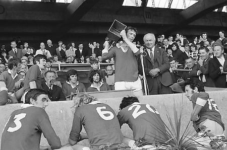 12.09.1971 Hurling Under 21 Final Cork Vs Wexford.Cork..Cork.7-8.WexFord.1-11