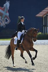 Blackert Laura, (GER), Doubleyou W<br /> Nurnberger Burg-Pokal - St George Special<br /> Horses & Dreams meets Denmark - Hagen 2016<br /> © Hippo Foto - Stefan Lafrentz