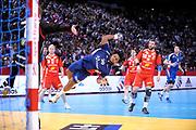 DESCRIZIONE : France Tournoi international Paris Bercy Equipe de France Homme France Islande 17/01/2010<br /> GIOCATORE : Sorhaindo Cedric<br /> SQUADRA : France<br /> EVENTO : Tournoi international Paris Bercy<br /> GARA : France Islande<br /> DATA : 17/01/2010<br /> CATEGORIA : Handball France Homme Action<br /> SPORT : HandBall<br /> AUTORE : JF Molliere par Agenzia Ciamillo-Castoria <br /> Galleria : France Hand Homme 2009/2010  <br /> Fotonotizia : France Tournoi international Paris Bercy Equipe de France Homme France Islande 17/01/2010 <br /> Predefinita :
