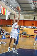 DESCRIZIONE : Valmiera Latvia Lettonia Eurobasket Women 2009 Francia Israele France Israel<br /> GIOCATORE : Emmeline Ndongue<br /> SQUADRA : Francia France<br /> EVENTO : Eurobasket Women 2009 Campionati Europei Donne 2009 <br /> GARA : Francia Israele France Israel<br /> DATA : 09/06/2009 <br /> CATEGORIA : rimbalzo<br /> SPORT : Pallacanestro <br /> AUTORE : Agenzia Ciamillo-Castoria/E.Castoria<br /> Galleria : Eurobasket Women 2009 <br /> Fotonotizia : Valmiera Latvia Lettonia Eurobasket Women 2009  Francia Israele France Israel<br /> Predefinita :