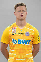 16.07.2019, Generali Arena, Wien, AUT, 1. FBL, FK Austria Wien, Fototermin, im Bild Patrick Pentz // Patrick Pentz during the official team and portrait photoshooting of tipico Bundesliga Club FK Austria Wien for the upcoming Season at the Generali Arena in Vienna, Austria on 2019/07/16. EXPA Pictures © 2019, PhotoCredit: EXPA/ Florian Schroetter
