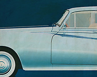 The Rolls Royce Silver Cloud is considered to be the most beautiful car Rolls Royce has built.<br />