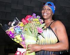 2014-15 A&T Swim Team vs UNC-Asheville & University of North Florida (Senior Day)