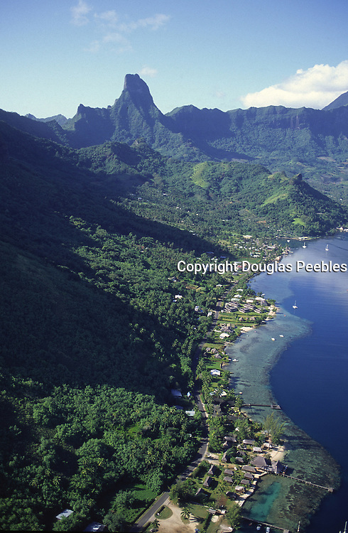 Moorea, French Polynesia<br />