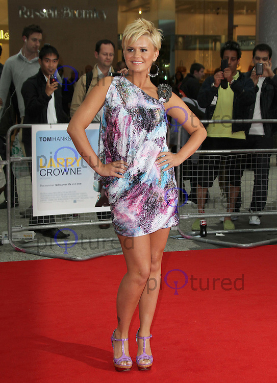 Kerry Katona Larry Crowne World Premiere, Westfield Shopping Centre, West London, UK, 06 June 2011:  Contact: Rich@Piqtured.com +44(0)7941 079620 (Picture by Richard Goldschmidt)