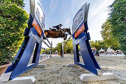 WERNKE Jan (GER), Nashville HR<br /> Paderborn - OWL Challenge 5. Etappe BEMER Riders Tour 2019<br /> Großer Preis von Paderborn (CSI3*)<br /> Springprüfung mit 2 Umläufen, international <br /> BEMER Riders Tour, Wertungsprüfung 5. Etappe <br /> 15. September 2019<br /> © www.sportfotos-lafrentz.de/Stefan Lafrentz