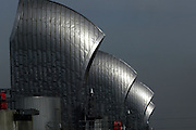 Photo © Joel Chant / www.joelchant.com  .The Thames barrier, London Uk