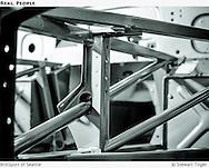 Jaguar E Type front framework