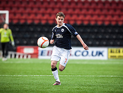 Falkirk's Thomas Grant..Airdrie United 0 v 1 Falkirk, 30/3/2013..©Michael Schofield..