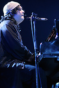 Antony Hegarty, singer with Antony and The Johnsons performs at Heiniken Greenspace, Valencia