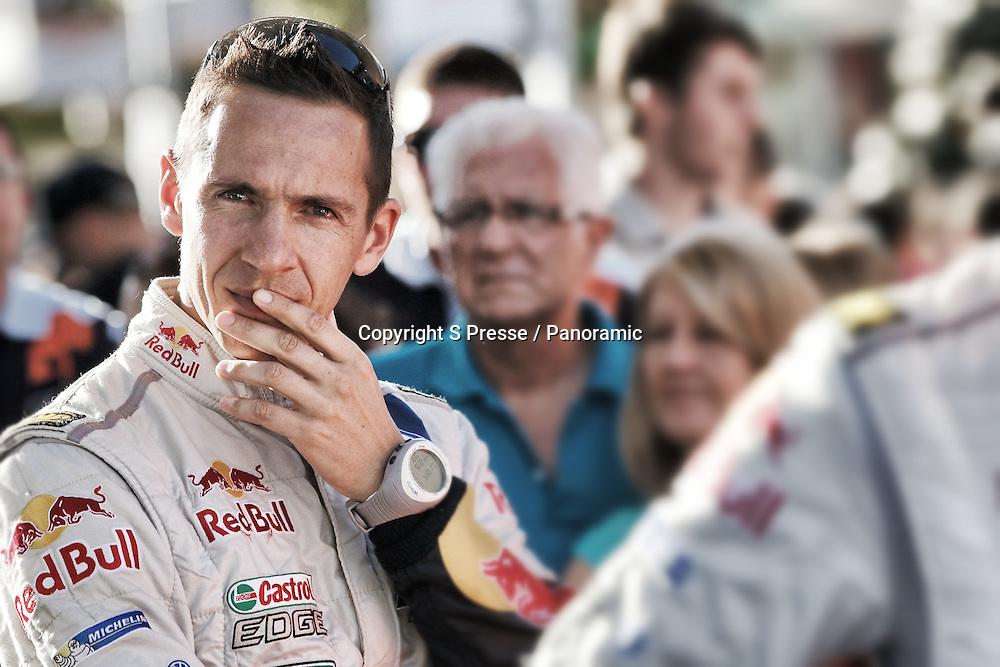 Julien Ingrassia (FR) - Volkswagen Polo WRC