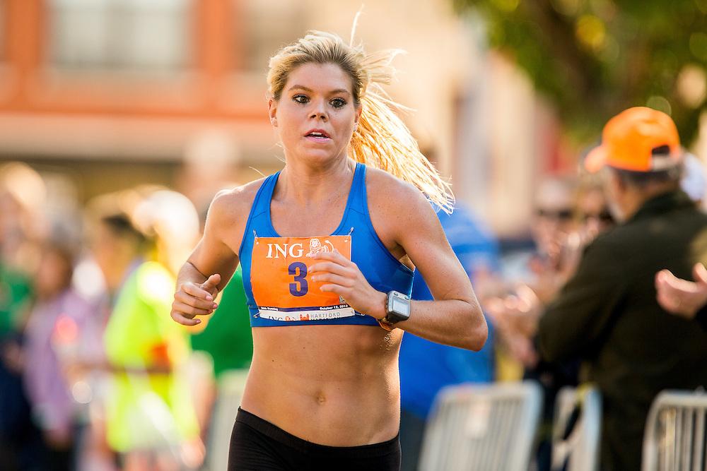 ING Hartford Marathon; Erica Jesseman wins